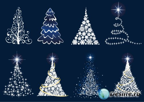 Векторные елки (Vector Tree)