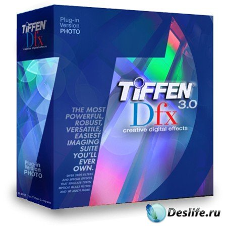 Tiffen Dfx 3.0.5 Multilingual (Standalone & Plug-In Editions)