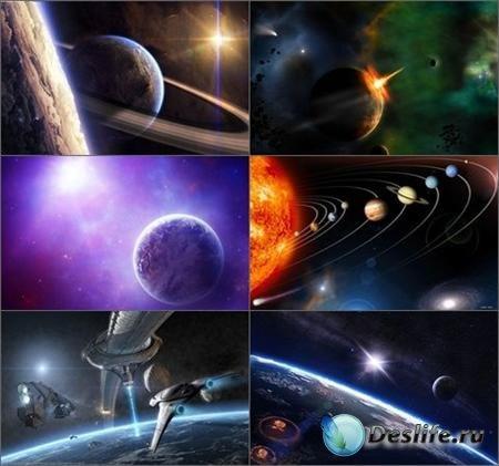 Коллекция обоев на тему Космос №6