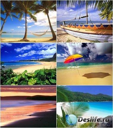 Коллекция обоев на тему Пляжи