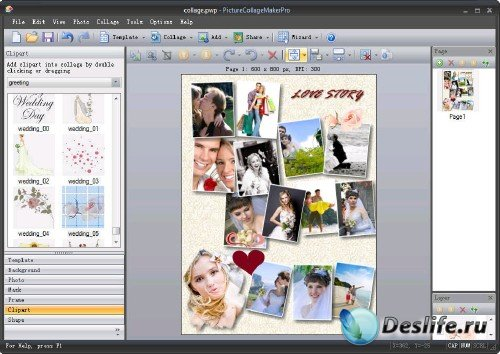 Picture Collage Maker Pro 3.2.0 build 3595