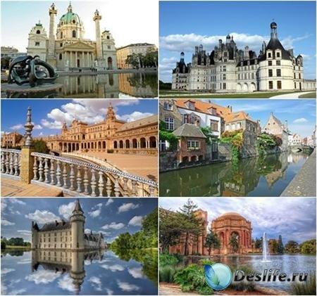 Коллекция обоев на тему Города и их достопримечательности №2