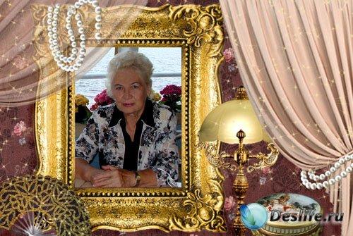 Рамка Портрет моей бабушки