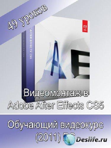 Видеомонтаж в Adobe After Effects CS5. Обучающий видеокурс (2011)