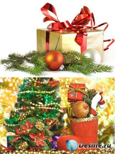 Фотосток: Новогодние подарки (часть вторая)