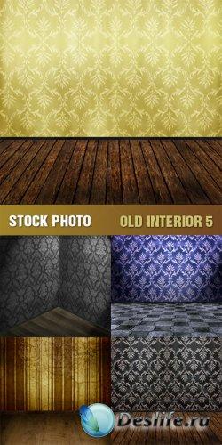 Фоны для фотошопа - Старинный интерьер 5
