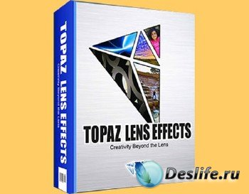 Topaz Lens Effects 1.2.0 for Adobe Photoshop