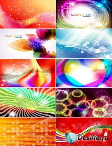 Фоны абстракт в векторе