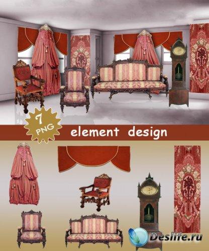 Мебель для дизайна