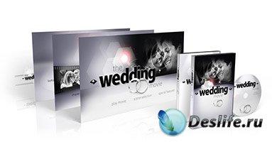 DVD обложки, меню - Precomposed: Zip Kit: 01 - The Wedding Movie