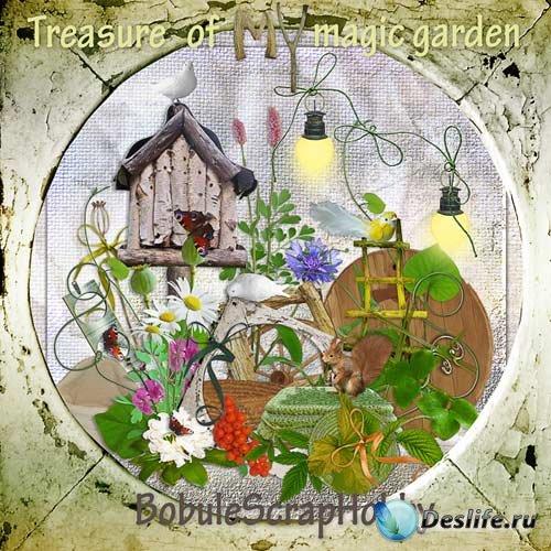 Сокровища Мой волшебный сад - Treasure of my magic garden