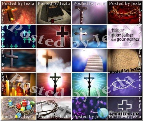 Футажи - Религиозные фоны: Faith in Motion 2 HD