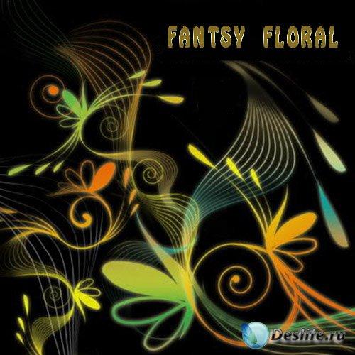 Фантастические цветы 2