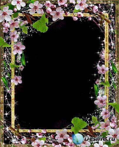 Рамка для фото – Цвет вишни