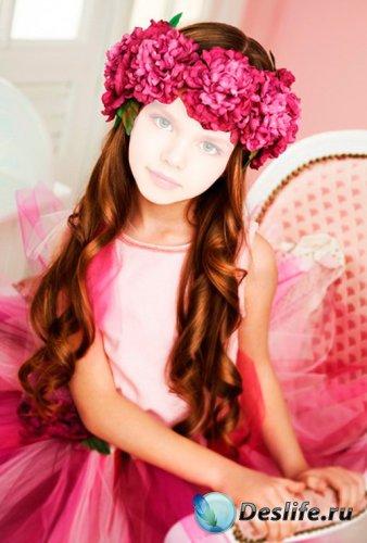 Костюм детский - Маленькая принцесса