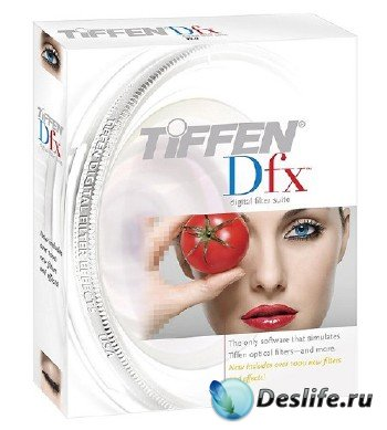 Tiffen Dfx 3.0.9 (Standalone & Plug-In Editions)