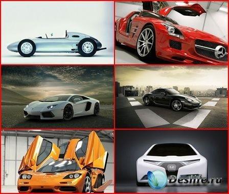 Коллекция обоев на тему Авто №3