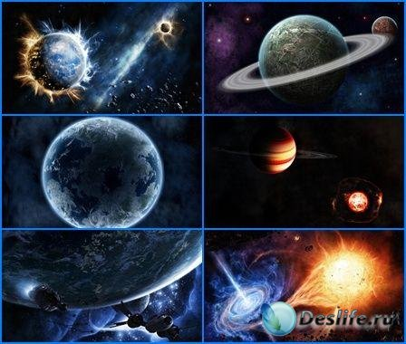 Коллекция обоев на тему Космос №11