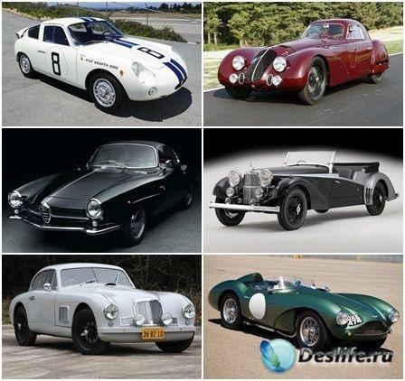 Коллекция обоев на тему Ретро автомобилей №1