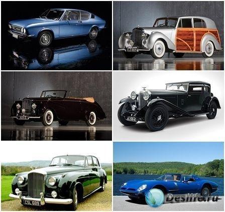 Коллекция обоев на тему Ретро автомобили №2