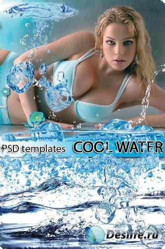 Освежающая вода | Cool Water (12 PSD)