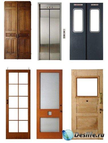 Фотосток: двери входные и межкомнатные