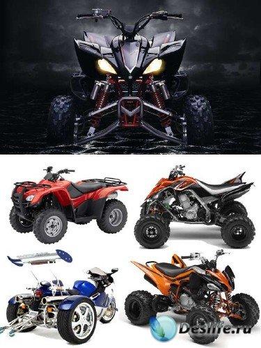 Фотосток: мотоспорт - квадрациклы и трициклы