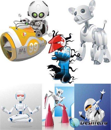 Векторные роботы (часть вторая)