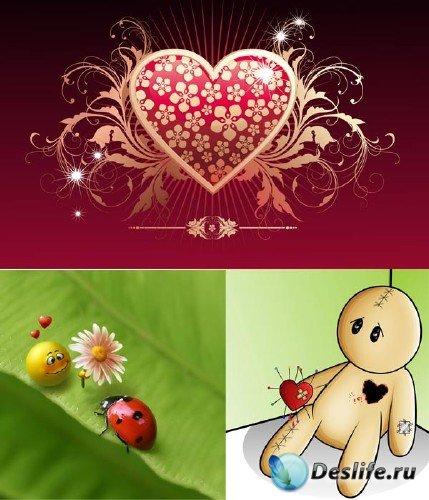 Обои на тему любовь (Love wallpapers)