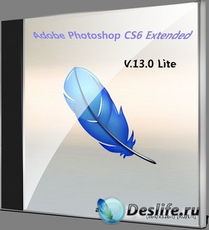 Adobe Photoshop CS6 Extended V.13.0 Lite [English,Rus]