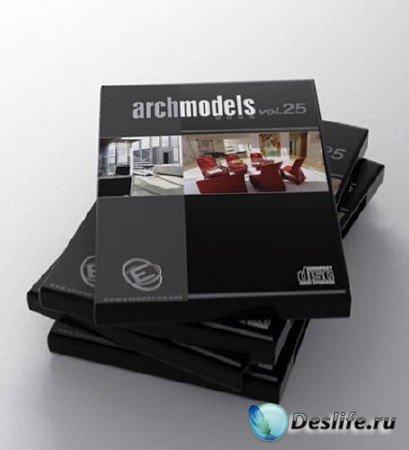 Диваны, кресла, пуфики, стулья, столики и тумбочки - «Evermotion ArchModels ...