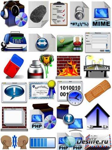 Мега иконки для украшения Windows (Часть 9)
