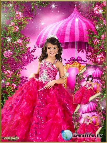 Детский костюм для девочки - В наряде сказочной феи