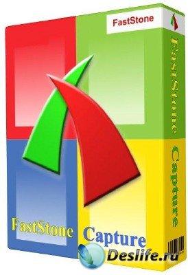 FastStone Capture / RePack & Portable v7.2 Final (2012)