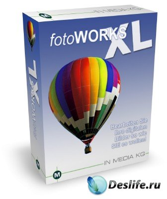 FotoWorks XL + Portable v11.0.5 Final (2012)
