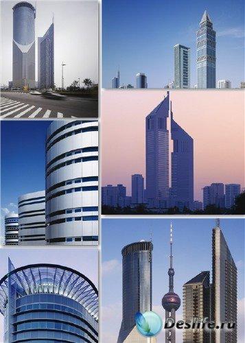 Клипарт - Городские высотные здания