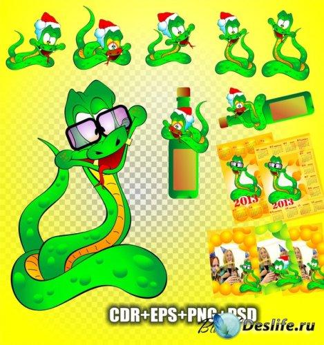 Милая змейка 2 | Dear snake 2