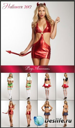 Коллекция одежды Leg Avenue - Хэллоуин 2012