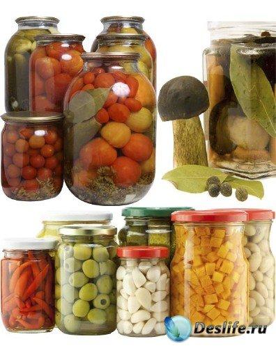Закатки, соленья, консервы, банки, варенье