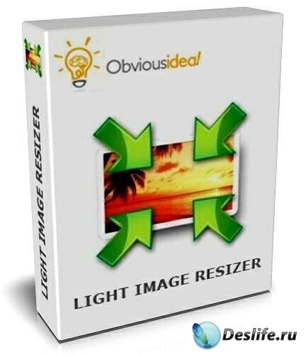 Light Image Resizer 4.3.3.0 + keygen