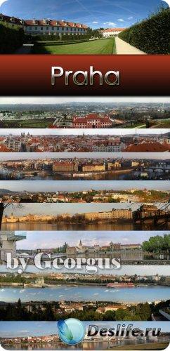 Панорамные города Праги