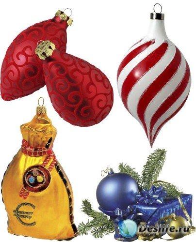 Новогодние елочные украшения и игрушки (часть 3)