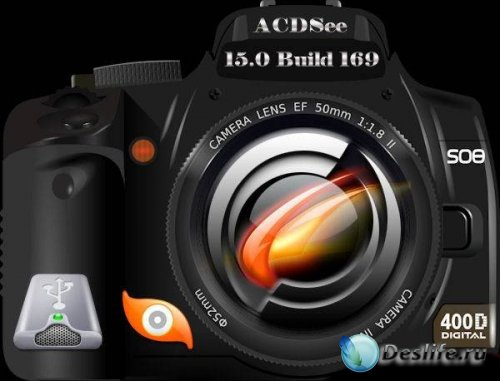 ACDSee 15.0 Build 169 + Portable