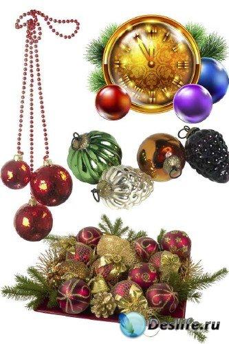 Новогодние елочные украшения и игрушки (часть 5)