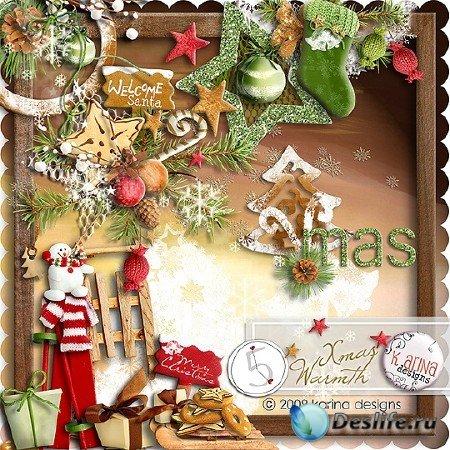 Скрап - Добро пожаловать Санта