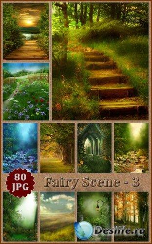 Фоны - Сказочный пейзаж 3