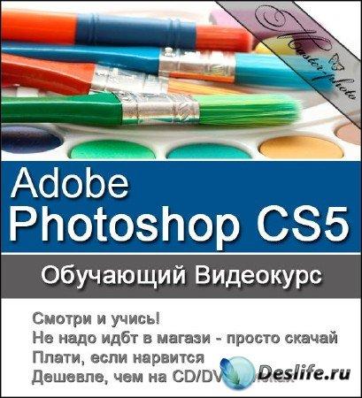 Adobe Photoshop CS5. Обучающий видеокурс