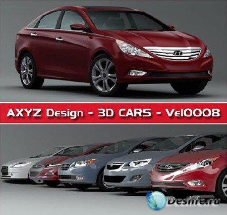 AXYZ Design – 3D CARS – Vel0008