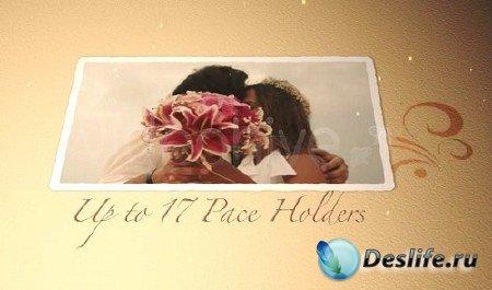 Свадебный проект After Effects - WeddingFlowers CS4