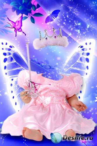 Детский костюм для девочек - Маленькая фея